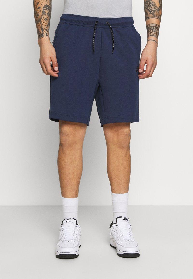Nike Sportswear - Shorts - midnight navy/black