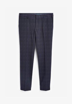 MOTIONFLEX  - Pantaloni eleganti - dark blue