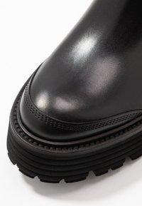 Kennel + Schmenger - POWER - Platform ankle boots - schwarz - 8