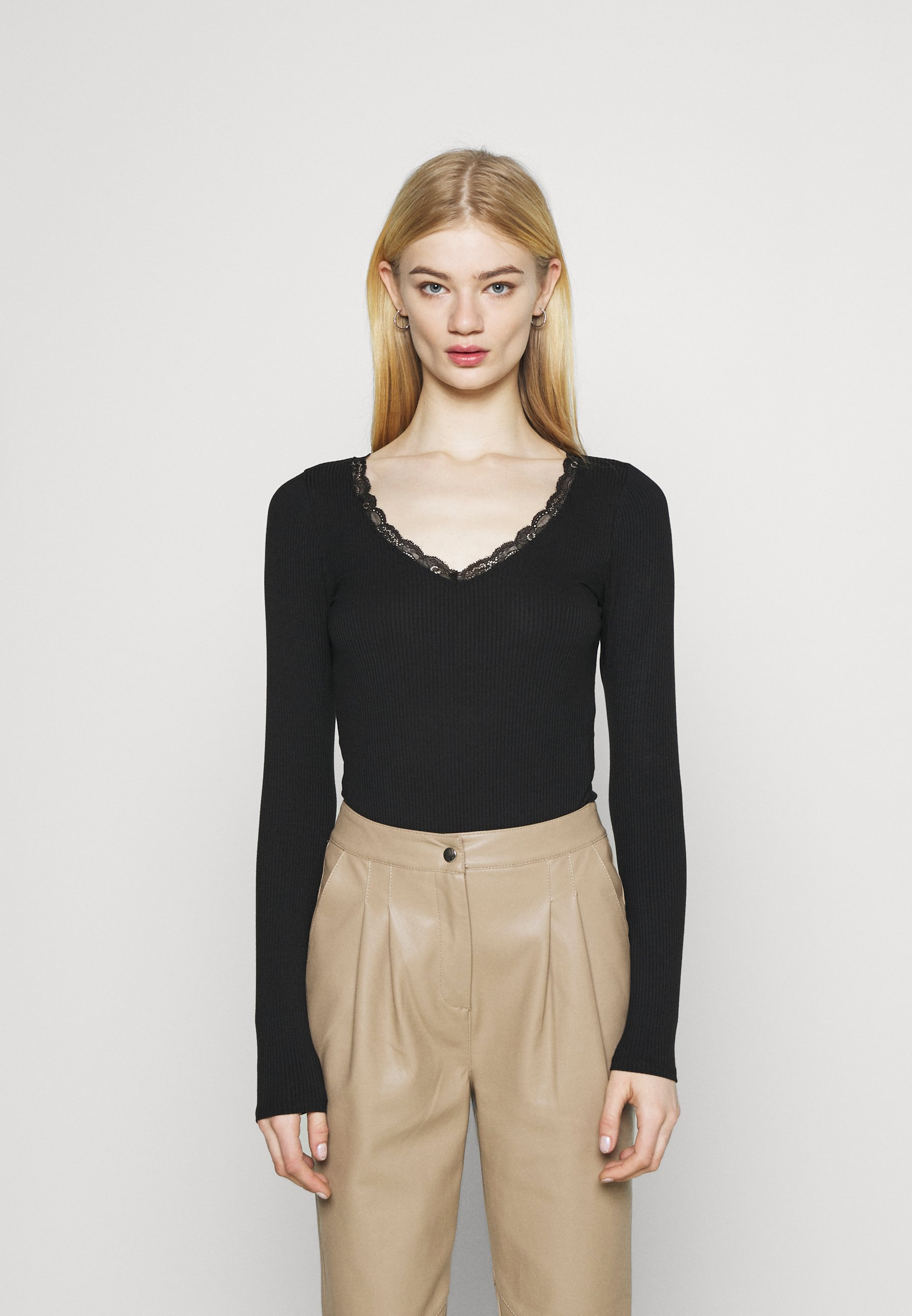 Donna TRIM WRAP - Maglietta a manica lunga