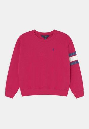 Sweatshirt - sport pink