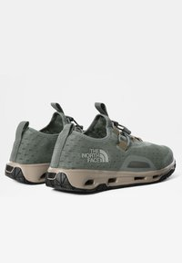 The North Face - M SKAGIT WATER SHOE - Trainers - agave green/militaryolive - 2