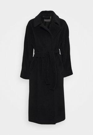 GIORGIO - Classic coat - nero