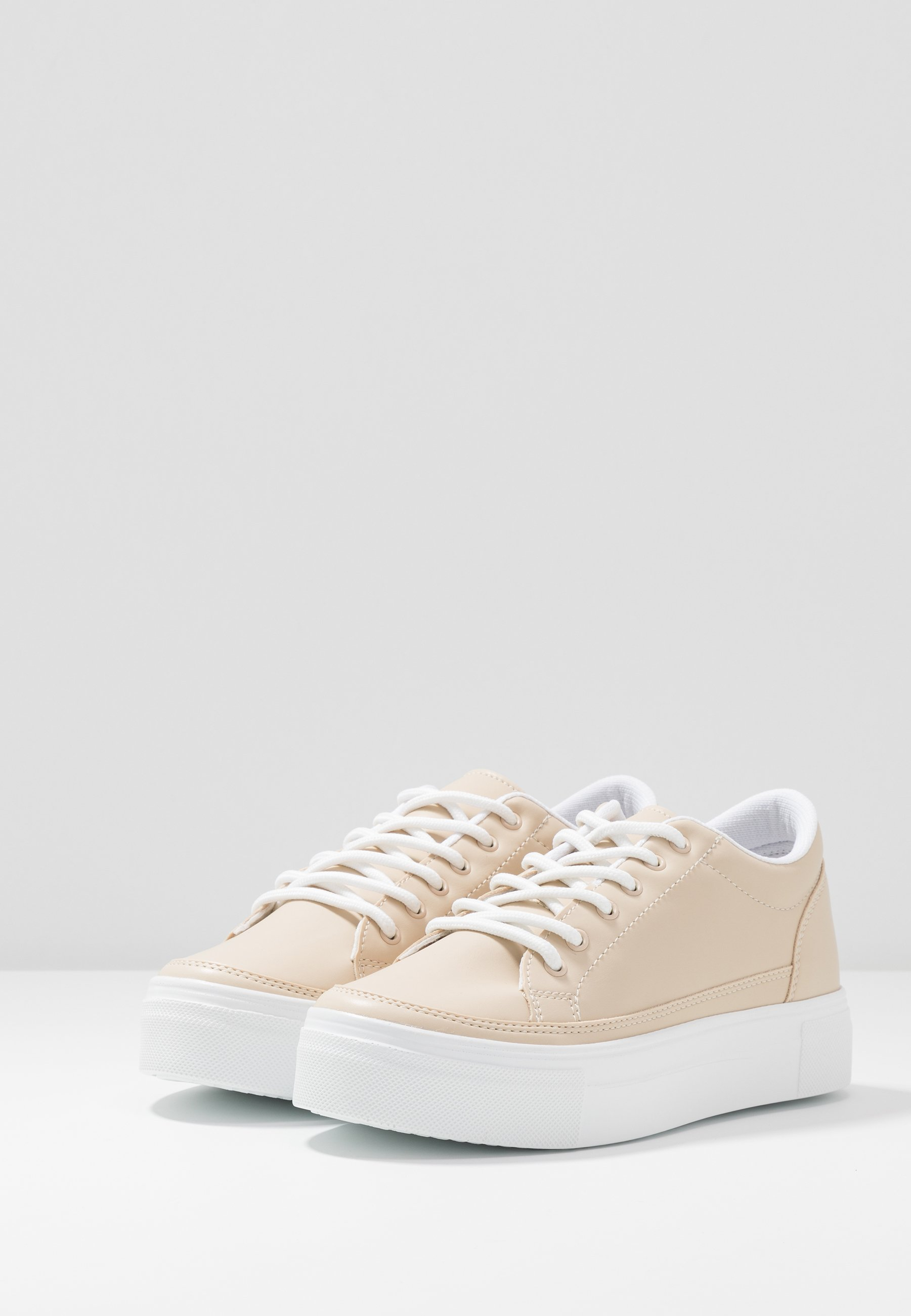 Nly by Nelly PERFECT - Joggesko - white/beige