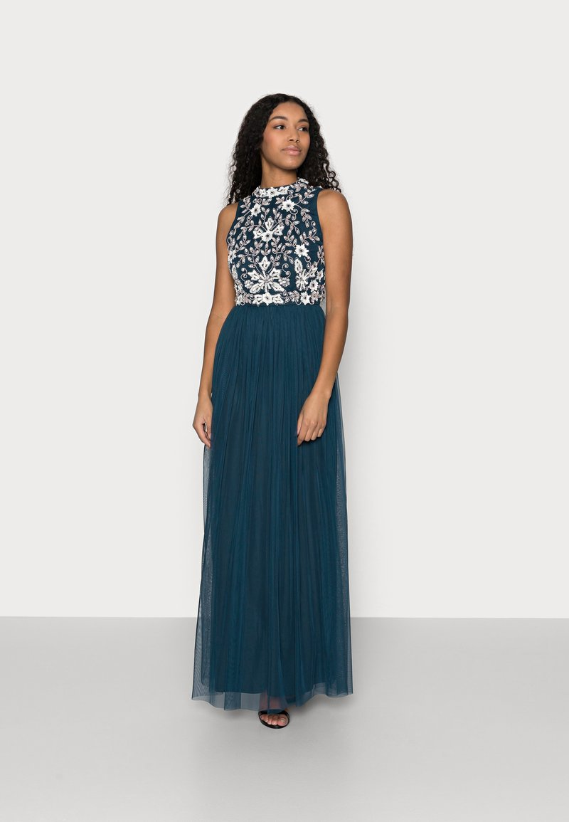 SISTA GLAM PETITE - MYSHA  - Cocktail dress / Party dress - navy