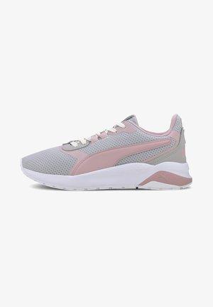 Trainers - gray-peachskin-whisper white