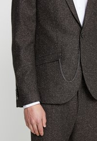 Shelby & Sons - BUCKLAND SUIT - Completo - dark brown - 8