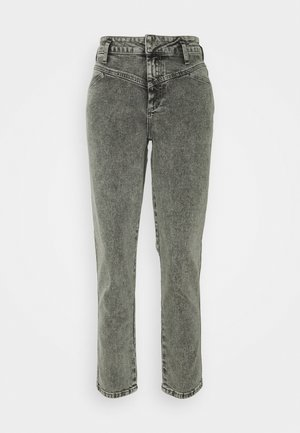 KELLY EXCLUSIVE - Relaxed fit jeans - black