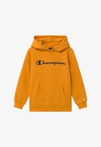 Champion - LEGACY AMERICAN CLASSICS HOODED - Hoodie - yellow - 3