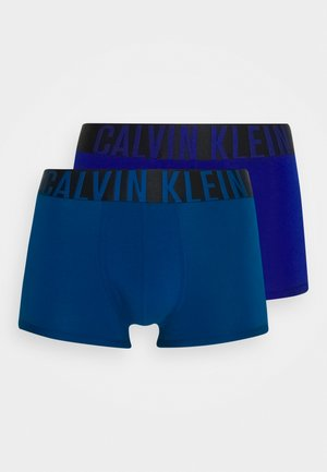 INTENSE POWER TRUNK 2 PACK - Pants - blue