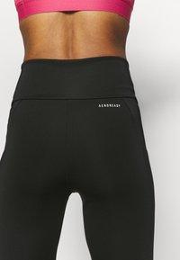 adidas Performance - Tights - black/wilpink - 4