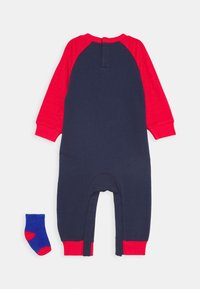 Nike Sportswear - FUTURA COVERALL SOCK ATTACHMENT - Jumpsuit - midnight navy - 1