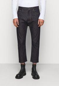 N°21 - PANTALONE - Jeans Straight Leg - indaco - 0