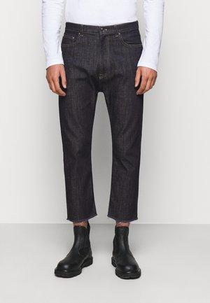 PANTALONE - Straight leg jeans - indaco