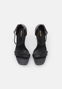 ALDO - SCARLETT - Platform sandals - black - 5
