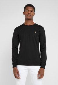Polo Ralph Lauren - Long sleeved top - black - 0
