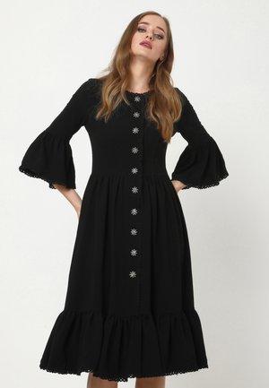 CHIARA - Day dress - schwarz