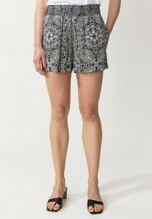 ABBIE - Shorts - black