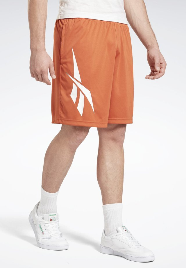 CLASSICS SHORTS - Shorts - orange