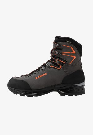 TICAM II GTX - Mountain shoes - anthrazit/orange
