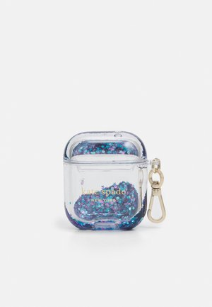 GLITTER AIRPOD CASE - Phone case - multi