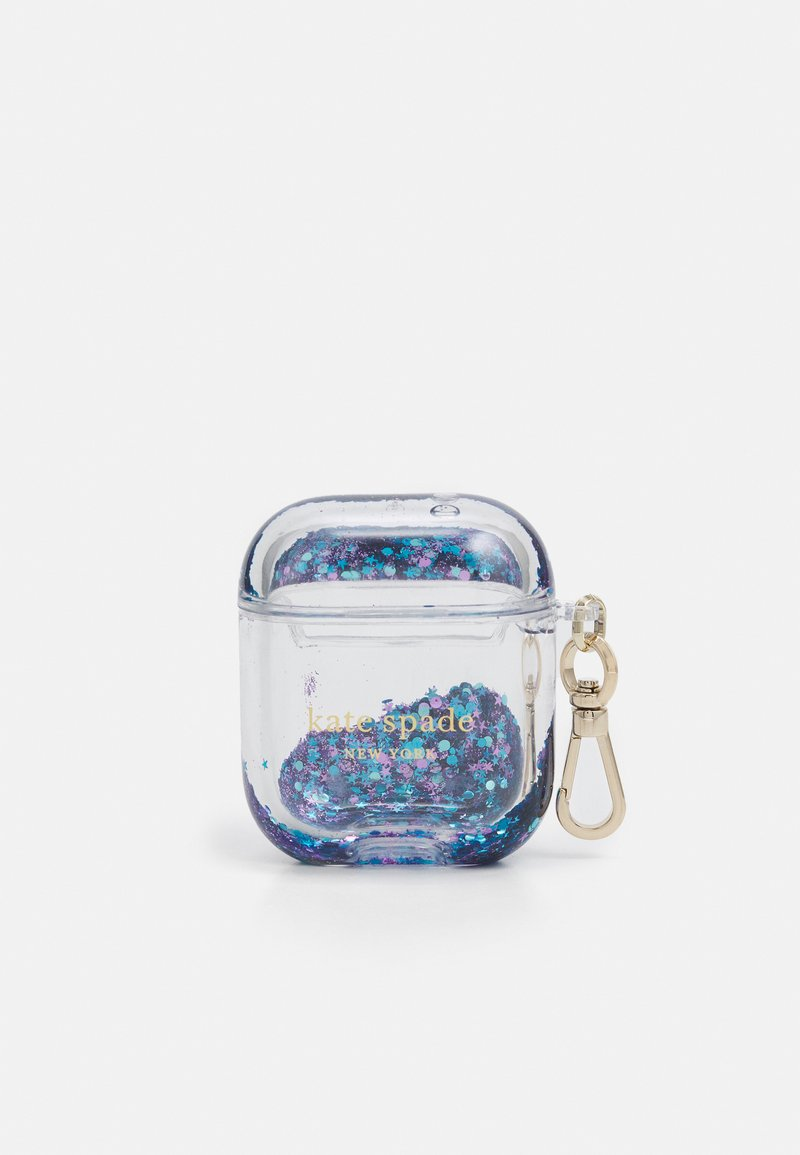 kate spade new york - GLITTER AIRPOD CASE - Phone case - multi