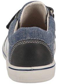 Pepino - Chaussures à scratch - see/ozean - 2