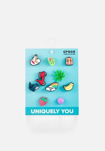 JIBBITZ GEN GIRL 10 PACK - Otros accesorios - multicoloured