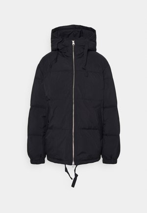JACKET - Down coat - black dark