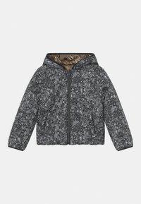 IKKS - REVERSIBLE WINTER - Winter jacket - navy foncé/or - 2