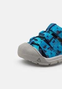 Keen - NEWPORT H2 UNISEX - Walking sandals - vivid blue/katydid - 5