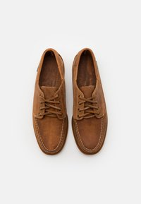 Sebago - ASKOOK - Casual lace-ups - brown tan - 3