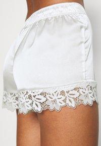 Etam - ROMARIN SHORT - Pantaloni del pigiama - ecru - 4
