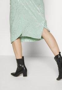 Vivienne Westwood Anglomania - VIRGINIA DRESS - Vestito elegante - mint - 6