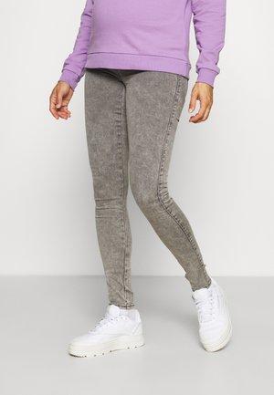 OLMROYAL  - Jeansy Skinny Fit - grey denim