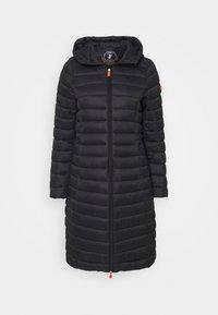 GIGAY - Winter coat - black