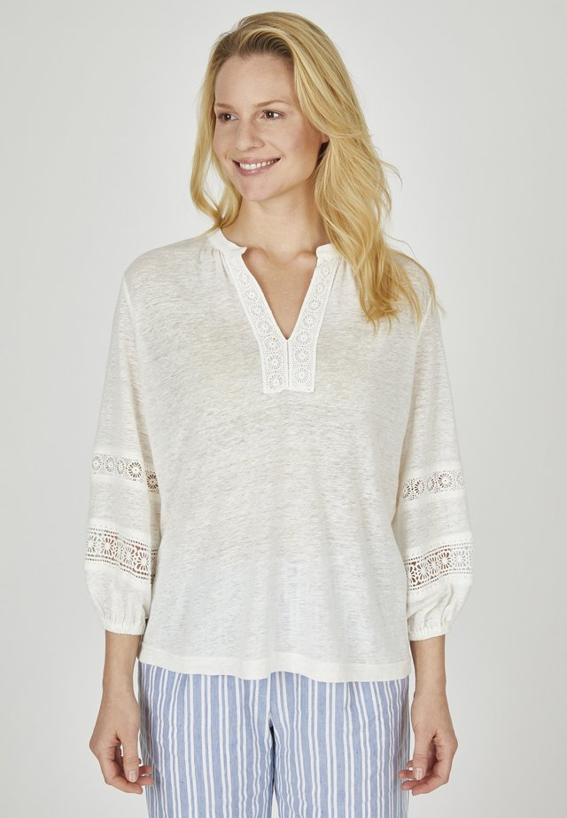 ISABEL - Blouse - offwhite
