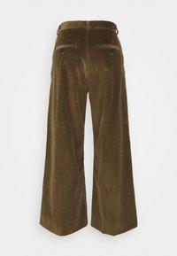 WEEKEND MaxMara - TOBIA - Trousers - mud - 1