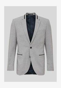 C&A - Chaqueta de traje - light grey - 3
