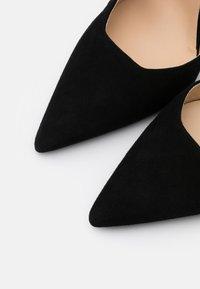 Furla - CODE SLINGBACK  - High heels - nero - 6