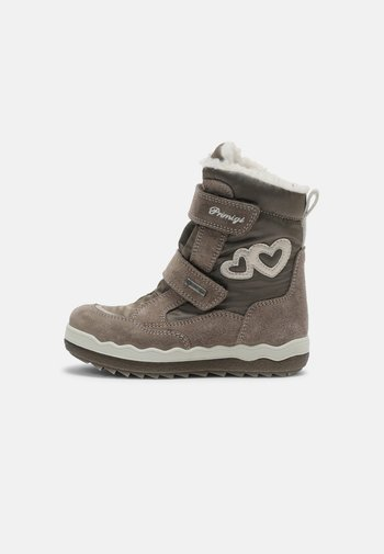 Winter boots - marmotta/pietra