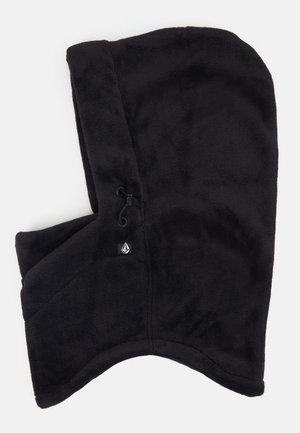 ADVENT HOODIE - Gorro - black