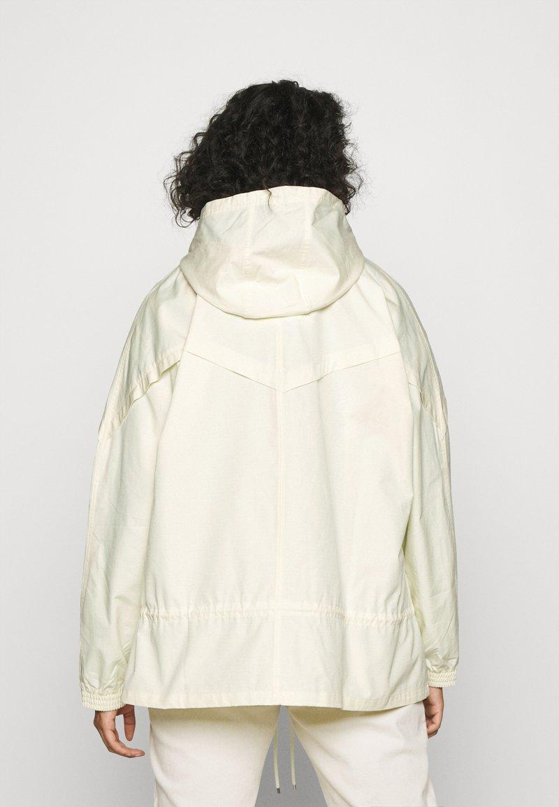 Nike Sportswear - Summer jacket - coconut milk/pale vanilla