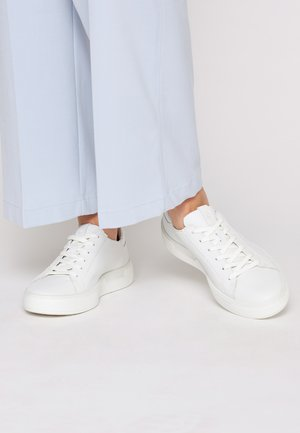 STREET TRAY - Trainers - white