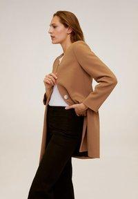 Mango - MERYL - Short coat - mittelbraun - 4