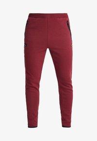 Ellesse - MARTINETTI - Pantalones deportivos - burgundy - 4