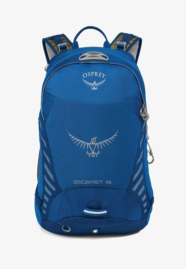 ESCAPIST - Backpack - indigo blue