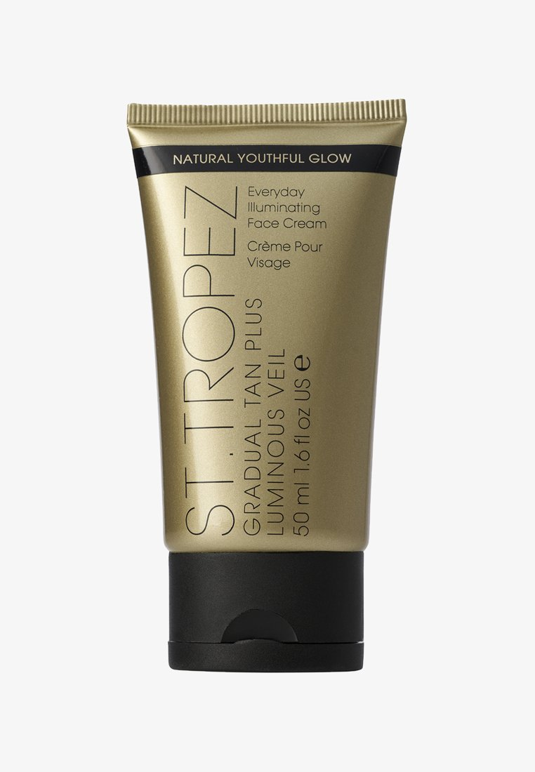 St. Tropez - GRADUAL TAN LUMINOUS VEIL FACE 50ML - Zelfbruiner - neutral