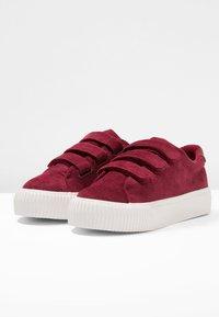 Even&Odd - Sneakers - dark red - 4