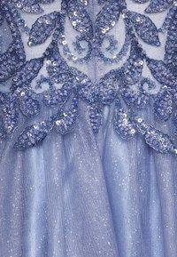 Mascara - Occasion wear - steel blue - 2